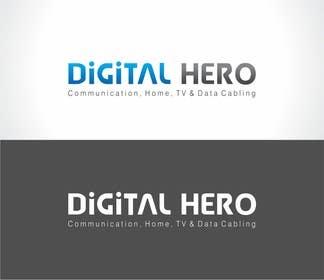 hashmizoon tarafından DIGITAL HERO 1 için no 11