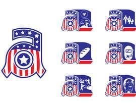 kazrobson tarafından Design a logo and connect niche-specific graphics for 6 niches için no 4
