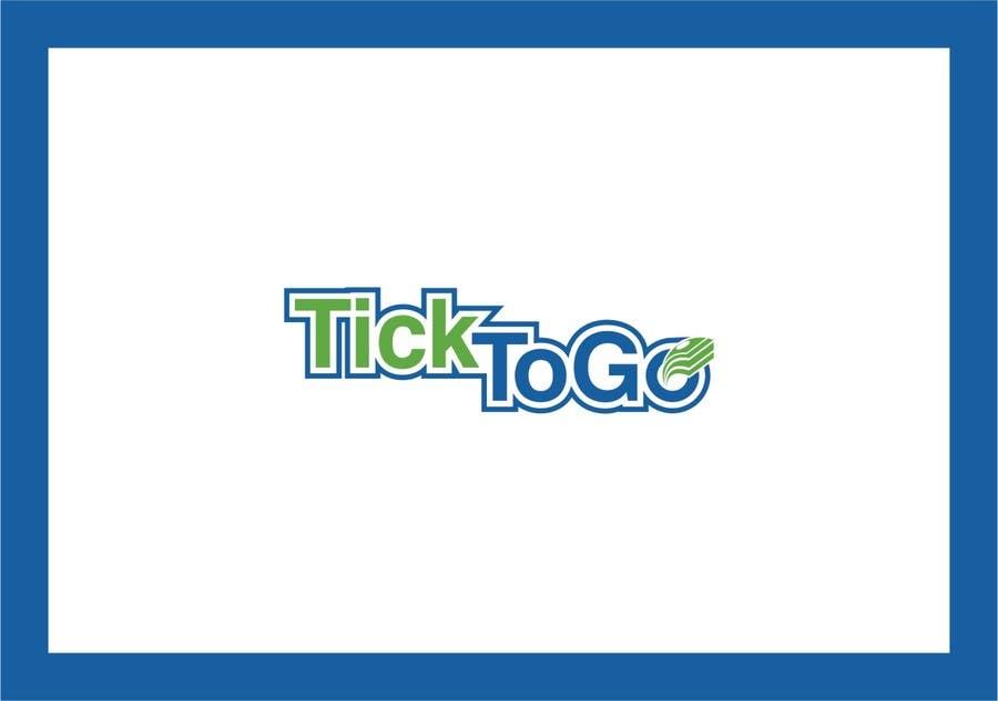#29 for Design Logo for an Online Travel Agency (TickToGo) by OneTeN110