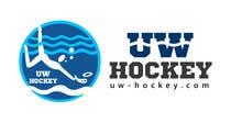 Design a logo for uw-hockey website için Graphic Design117 No.lu Yarışma Girdisi