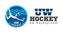 Design a logo for uw-hockey website için Graphic Design118 No.lu Yarışma Girdisi