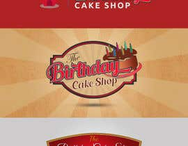 #43 untuk Design a Logo for  ice cream birthday cake shop oleh NextTechSol