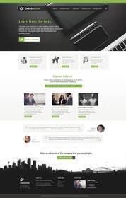 Nadasol tarafından Design a wordpress website for a career advice startup için no 22