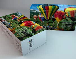 #13 untuk Create Print and Packaging Designs for HAPPY COLOR Printer toner box oleh Med7008