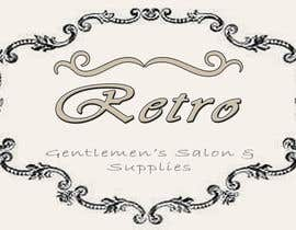 #14 untuk Design a Logo for a  gents beauty salon and a company which sells salon supplies oleh sabrina211