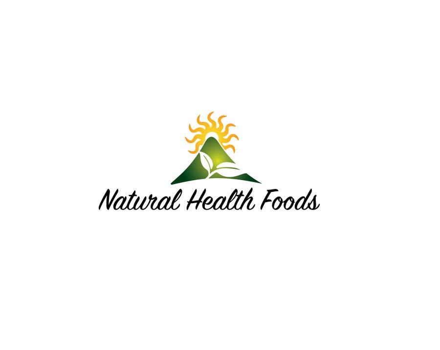 Penyertaan Peraduan #3 untuk Design a Logo for our Company, Natural Health Foods (PTY) Ltd.
