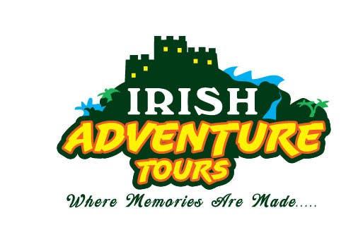 Penyertaan Peraduan #50 untuk Design a Logo for Irish Adventure Tours