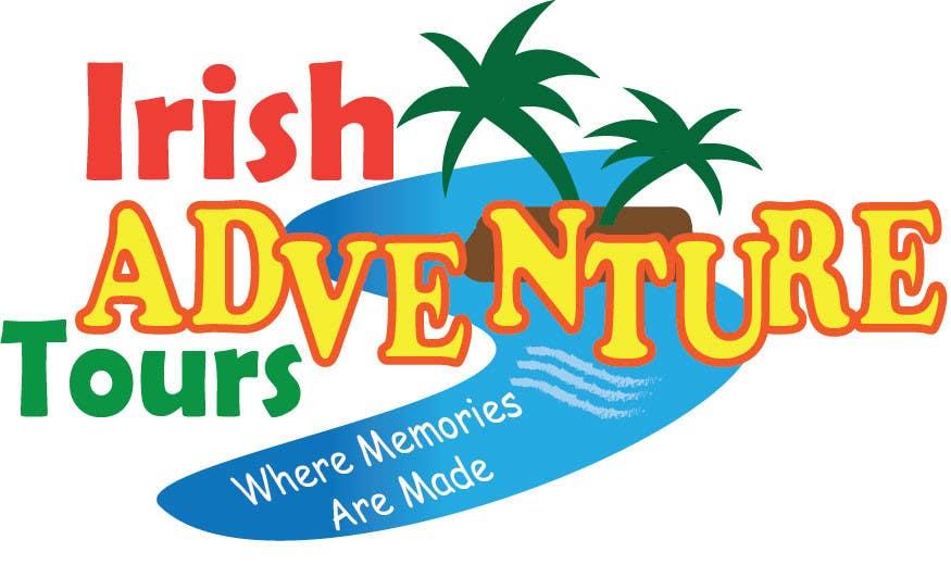 Penyertaan Peraduan #49 untuk Design a Logo for Irish Adventure Tours