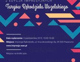 #1 untuk Projekt plakatu oleh raucau