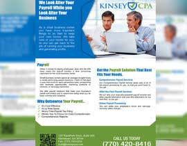 #8 for Design 5 Flyers for CPA Firm by stylishwork