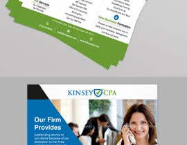#22 for Design 5 Flyers for CPA Firm by rajesh12345