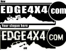 #6 untuk 4x4 modification and offroading community site needs a logo design! oleh mendesprogramer
