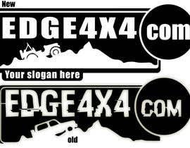 mendesprogramer tarafından 4x4 modification and offroading community site needs a logo design! için no 6
