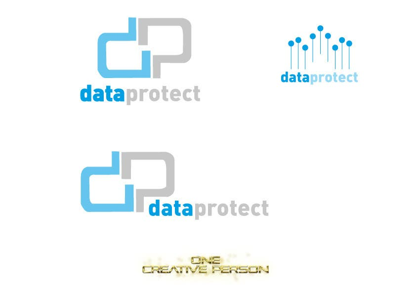 Kilpailutyö #41 kilpailussa Design a Logo for DataProtect