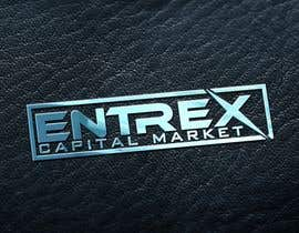 #73 untuk Design a Logo for Entrex Capital Market oleh towhidhasan14