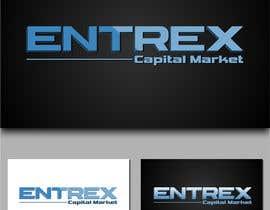 #70 untuk Design a Logo for Entrex Capital Market oleh mille84