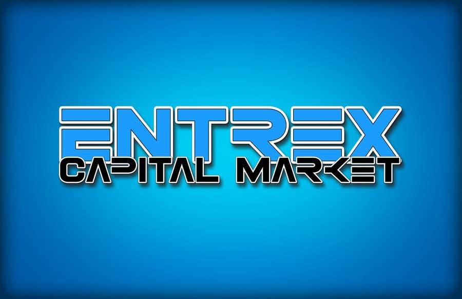 Penyertaan Peraduan #18 untuk Design a Logo for Entrex Capital Market