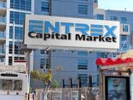 Graphic Design Entri Peraduan #56 for Design a Logo for Entrex Capital Market