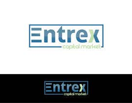 #64 untuk Design a Logo for Entrex Capital Market oleh robertarch