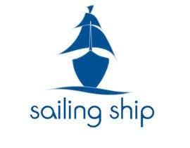 #27 untuk Design a Logo of a sailing ship oleh CarolusJet