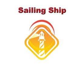 #16 untuk Design a Logo of a sailing ship oleh ashish98420