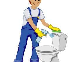 #14 untuk Illustrate Something for Restroom Cleaning TRAINING manual oleh crossforth
