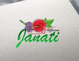 #80 untuk Concevez un logo for Janati oleh belgacemelbar