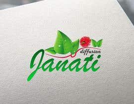 #83 untuk Concevez un logo for Janati oleh belgacemelbar