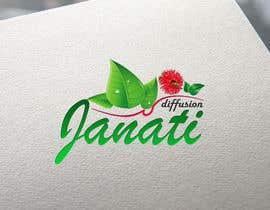 #84 untuk Concevez un logo for Janati oleh belgacemelbar