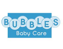#65 para Logo Design for brand name 'Bubbles Baby Care' por buttaflypixie