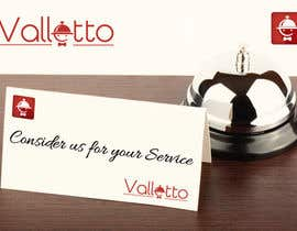 #32 for Design a Logo for Valletto by ksudhaudupa