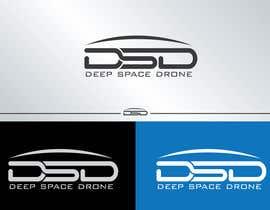#107 untuk Design a Logo for Deep Space Drones oleh ASHERZZ
