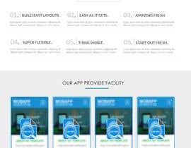 #30 for Design a Website Mockup - $500 USD Prize by lassoarts