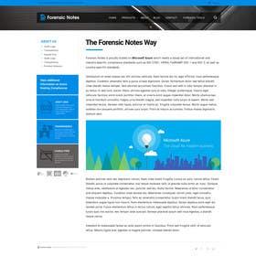 #14 untuk Design a Website Mockup - $500 USD Prize oleh Nadasol