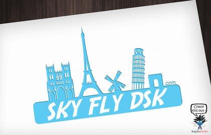 BDamian tarafından logo design for skyflydsk.com için no 46