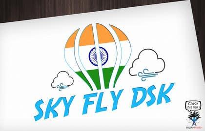 BDamian tarafından logo design for skyflydsk.com için no 48