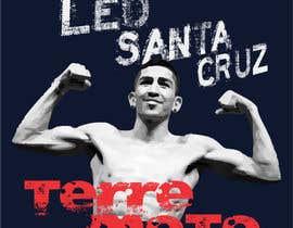 moilyp tarafından Design a T-Shirt for Leo Santa Cruz için no 4