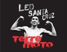 moilyp tarafından Design a T-Shirt for Leo Santa Cruz için no 16