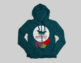 meloukahmed tarafından Design a T-Shirt and fleece hoodie for our outdoor clothing store için no 2
