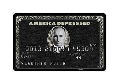 #47 untuk Design American Express Black Card similar copy oleh DarinaVasileva