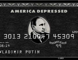 #58 untuk Design American Express Black Card similar copy oleh stanfordvictor