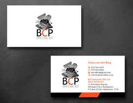 #4 untuk Design a letterhead and business cards for a construction consultancy oleh SarahDar