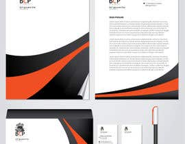 #6 untuk Design a letterhead and business cards for a construction consultancy oleh bluedesign1234
