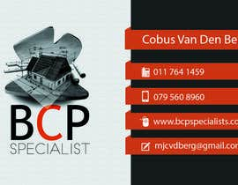 #8 untuk Design a letterhead and business cards for a construction consultancy oleh waqas17