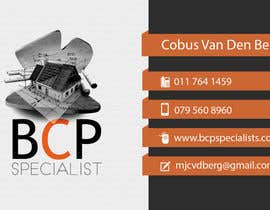#10 untuk Design a letterhead and business cards for a construction consultancy oleh waqas17