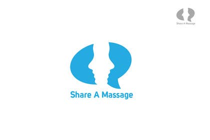 #23 para Share A Massage Logo Contest por iffikhan