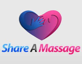 nº 53 pour Share A Massage Logo Contest par pong10