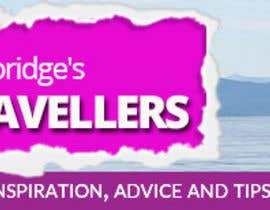 SJADDesigns tarafından Design a Banner for Tips For Travellers website için no 153