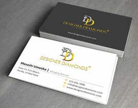 ezesol tarafından Design some Stationery for a Jewelery Company (Letterhead/Envelope/Business Card) için no 6