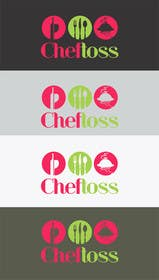 #18 untuk Design a Logo for Food and Chef's website -- 2 oleh olja85